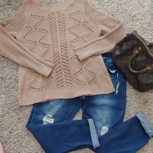 Excellent Old Navy cable sweater size extra large